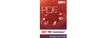 ABBYY PDF Transformer+  do pracy z dokumentami PDF